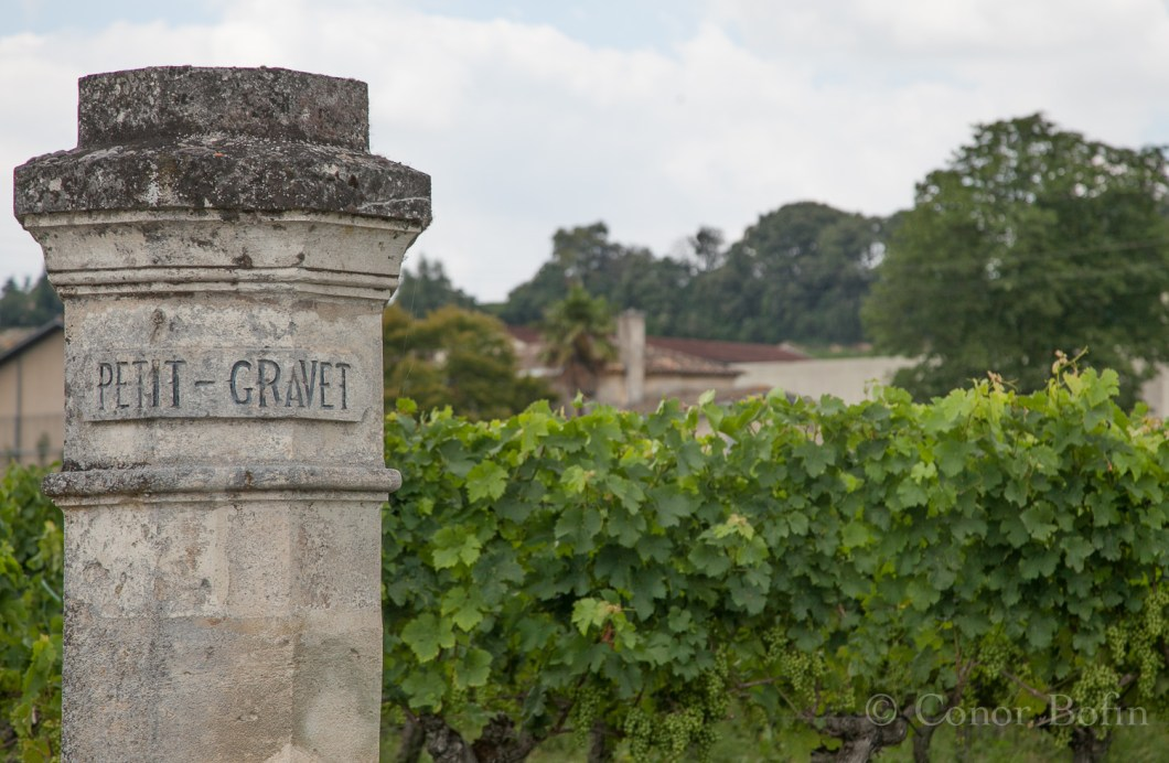 Do old gateposts mean a good wine?