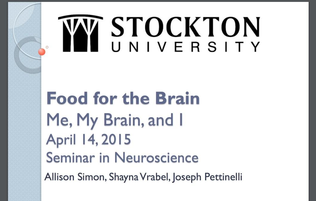 Stockton thesis