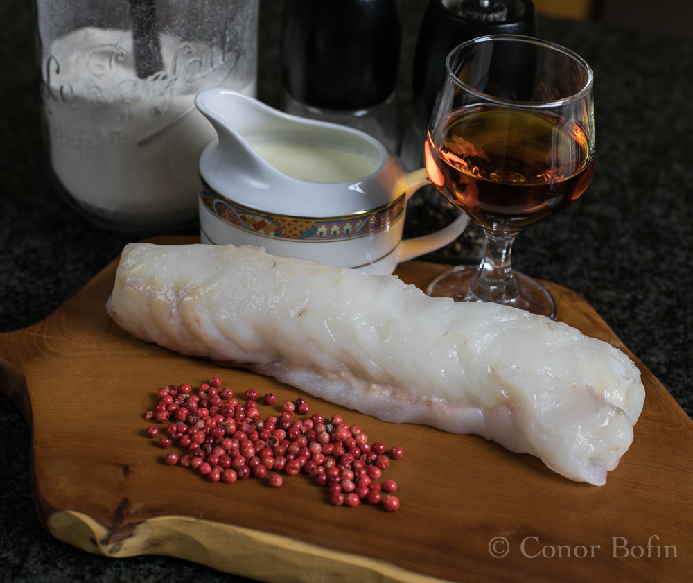 Monkfish with red peppercorn sauce (1 of 8)
