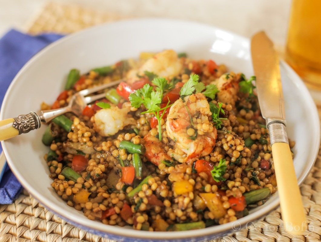 Spicy Prawn Couscous (1 of 1)