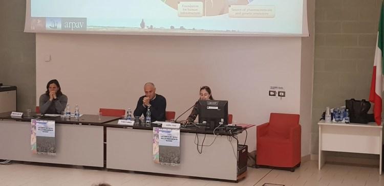 Presentazione carta dei suoli della Provincia di Rovigo