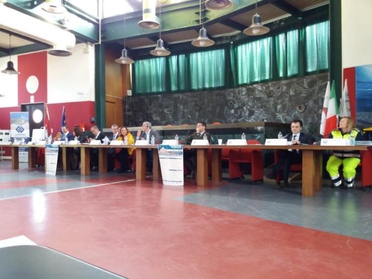 Baronissi - Tavolo relatori - 07 03 2019