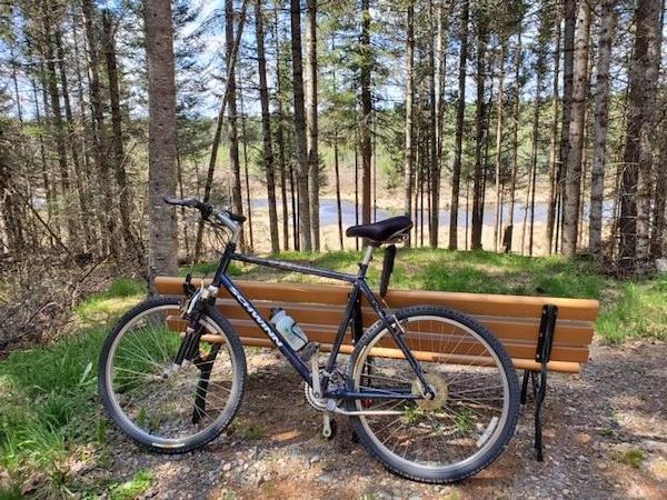 Biking In Conover WI