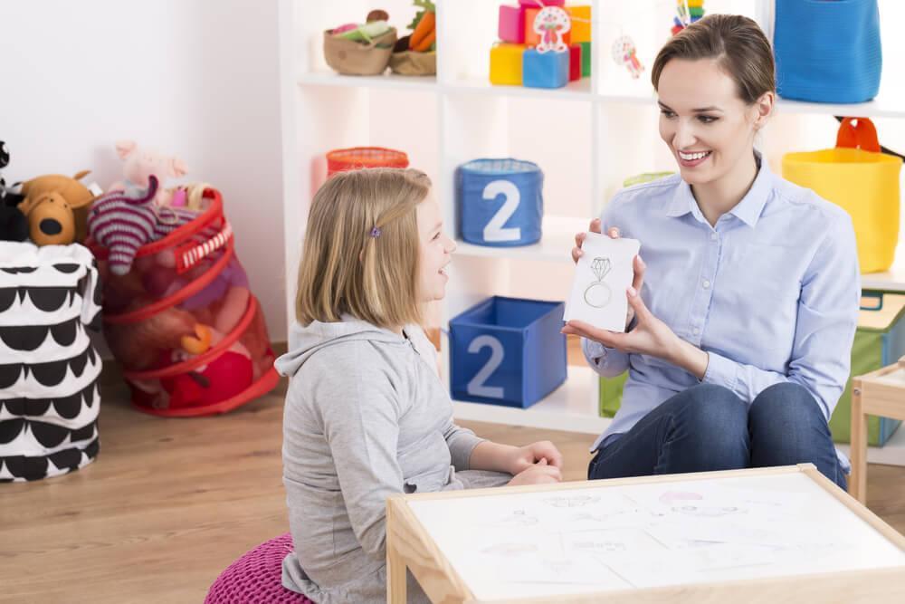 Logopeda para niños