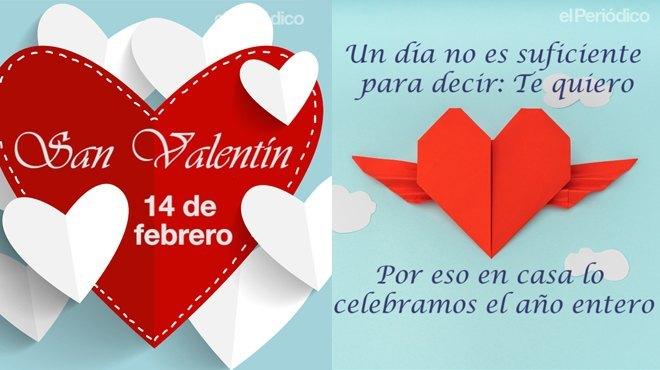 San Valentin, Día de los Enamorados