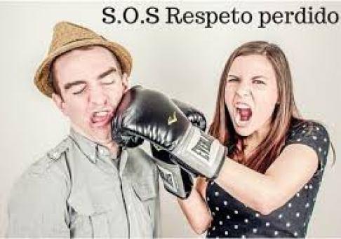 falta de respeto en la pareja