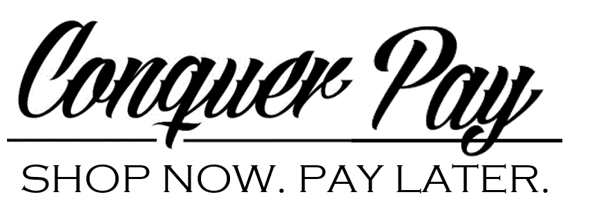 Conquer Pay - Shop Now. Pay Later