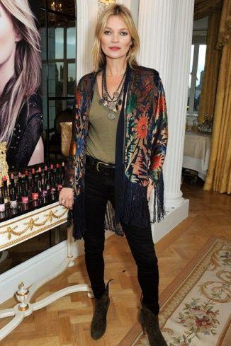 Kate Moss Kimono