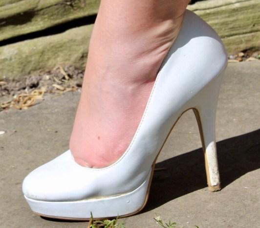 OOTD- Summer Heatwave Shoes