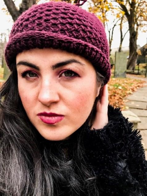 GRWM - An Everday Grunge Makeup Look Selfie
