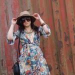 Floral Maxi Wrap-Dress 6