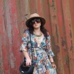 Floral Maxi Wrap-Dress8