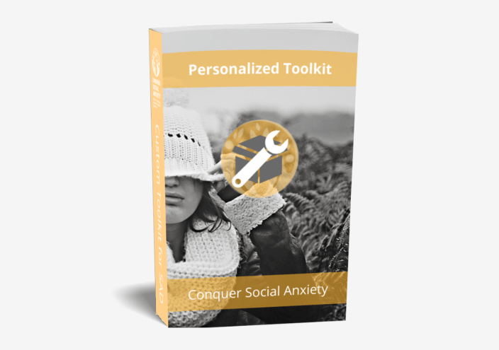 A toolkit for social anxiety, tailored to each person's needs is one of our main treatment goals.