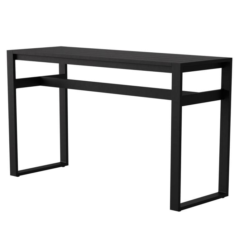 table haute noire eos