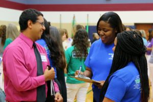 Nearly 1 400 Attend Annual Conroe Isd Job Fair Conroe Isd
