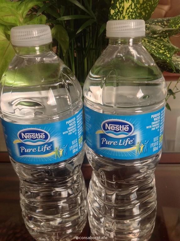 Que cantidad de agua tomar para bajar de peso