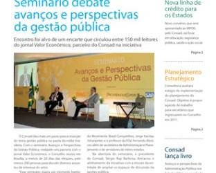 Jornal Consade nº 36 – 2010