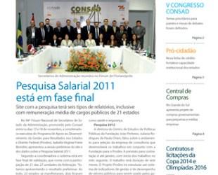 Jornal Consad nº41 – 2011