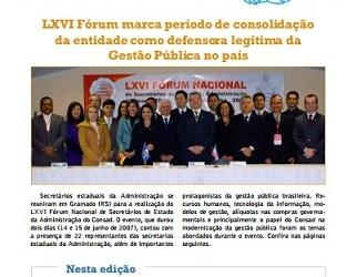 Jornal Consad nº23 – 2007