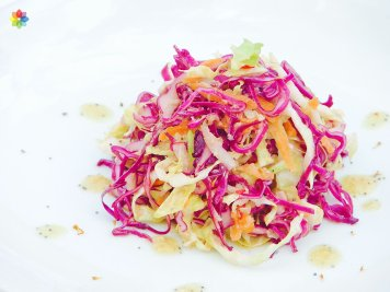 Coleslaw o ensalada de coles