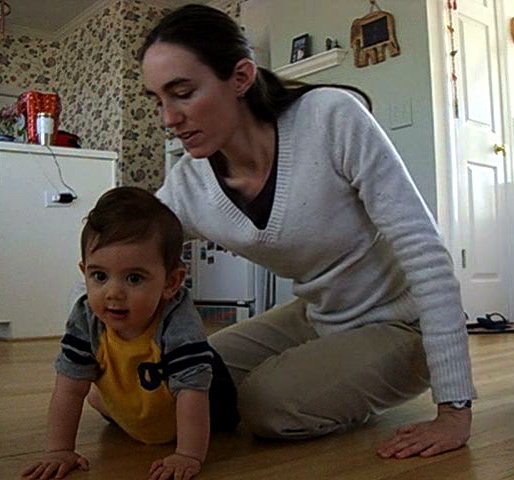 Infant Developmental Movement Education
