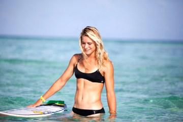 Courtney Conlogue Pro Surfer