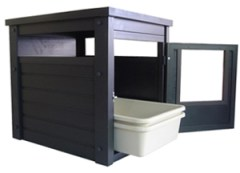 Litter-Loo Enclosed Eco Litter Box