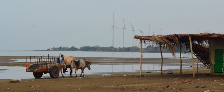 Lake Nicaragua Wind Turbines - Conscious Connection