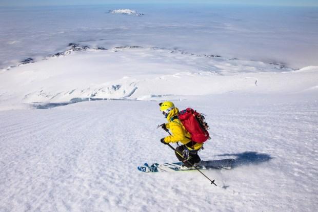 Brody Leven Skier