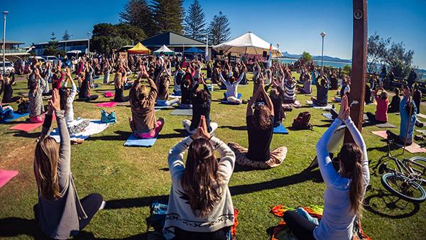 Byron Bay Yoga Festival 2016