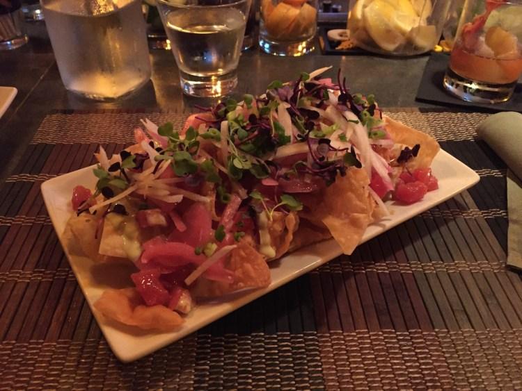 ahi-nachos