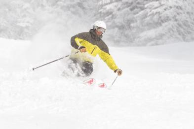 Killington Powder Skiing