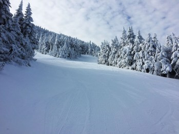 Killington Ski Trail