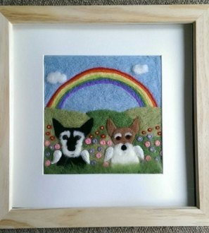Needlefelt Rainbow Bridge Memorial