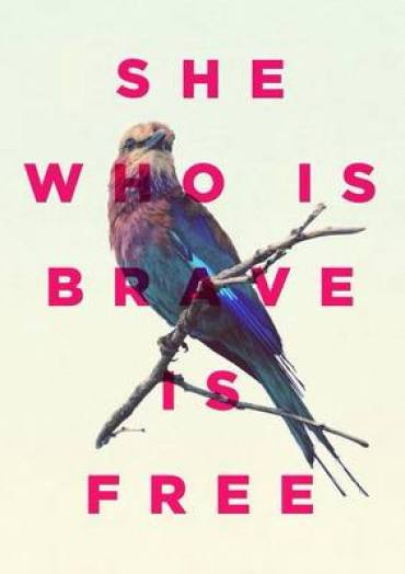 Migraine blog - she who is brave is free