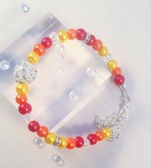 red-orange-yellow-rhinestone-bracelet-kattys-crafts