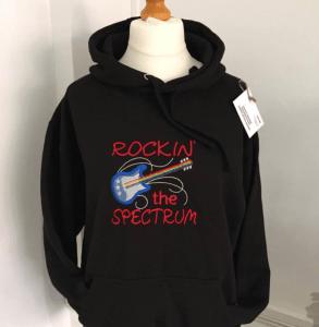 Autism spectrum top sweatshirt hoodie