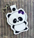 Pretty Panda Keyring