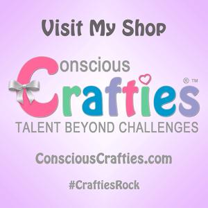 Visit My Conscious Crafties Shop
