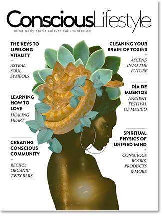 Conscious Lifestyle Magazine Issue 026