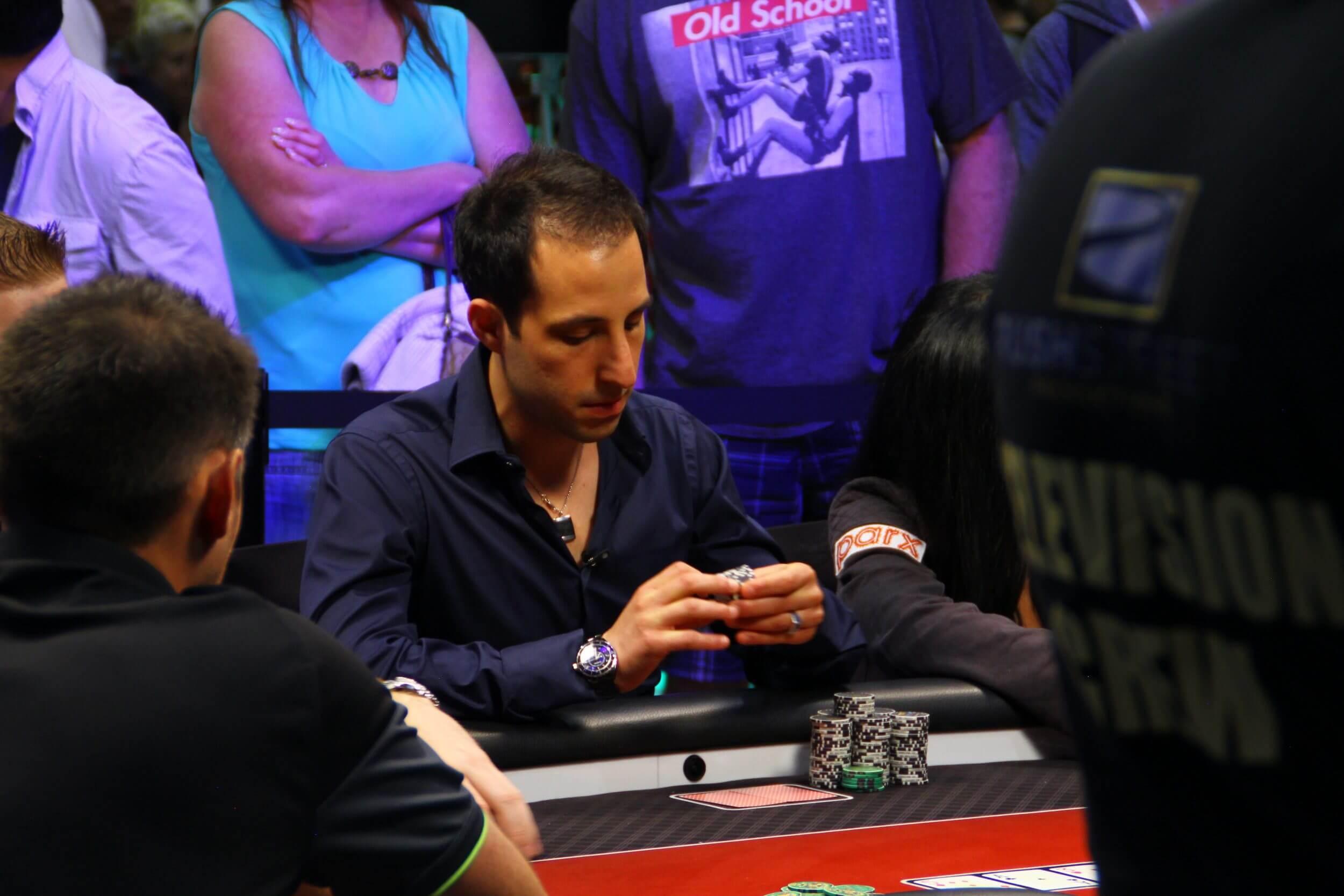 life and poker