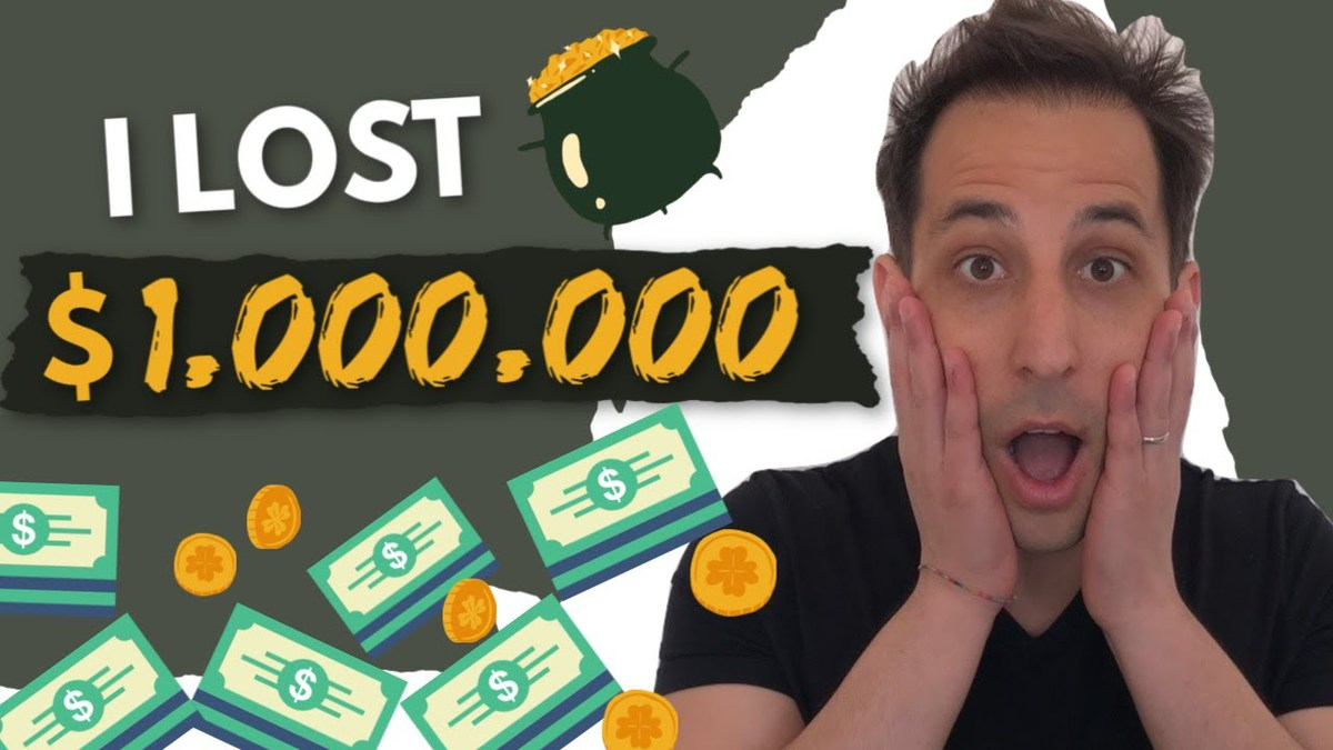 How I Lost $1,000,000 Playing Poker