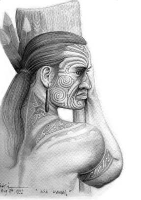 Kahu, Cultural Bodywork©