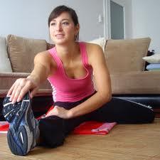 Sportifs conseils : étirements, éliminer les toxines éviter les blessures.