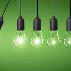 Les différents types de lampe: basse consommation LED, ampoules à incandescence