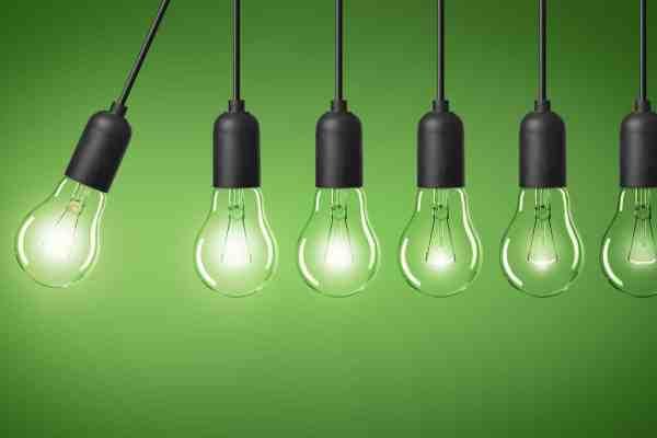 Les tubes fluorescents pour faire des économies