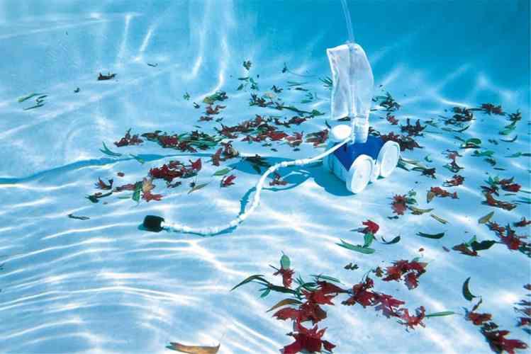 Nettoyer une piscine, l'entretien de la piscine