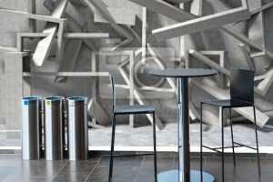 Astuce déco pour un intérieur saisissante grâce aux papiers peints salon