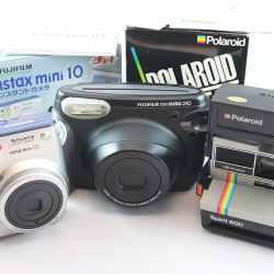 Faut t'il acheter un appareil photo instantané