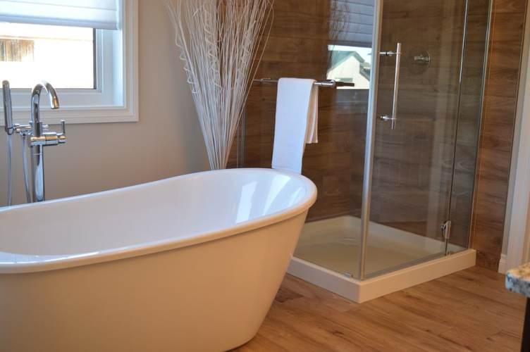 nettoyage de baignoire